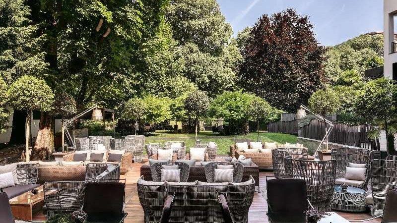 ブルガリホテル ミラノ ガーデン