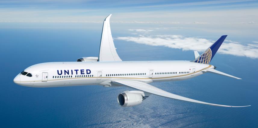 アメリカ ユナイテッド航空のファーストクラス・ビジネスクラス キャビン詳細案内