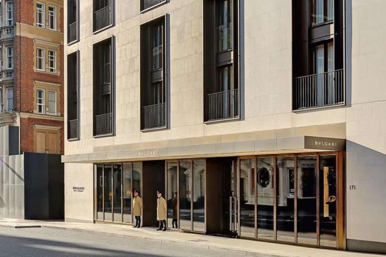 BVLGARI HOTEL LONDON|ブルガリホテル ロンドン