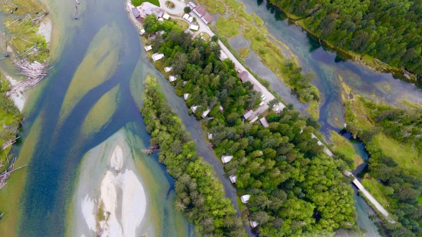 クレイオクォット・ウィルダネス・リゾート|Clayoquot Wilderness Resort