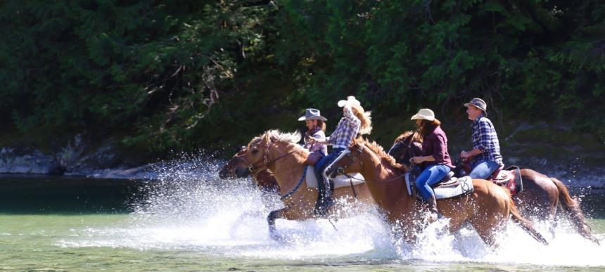 Clayoquot Wilderness Resort-activity