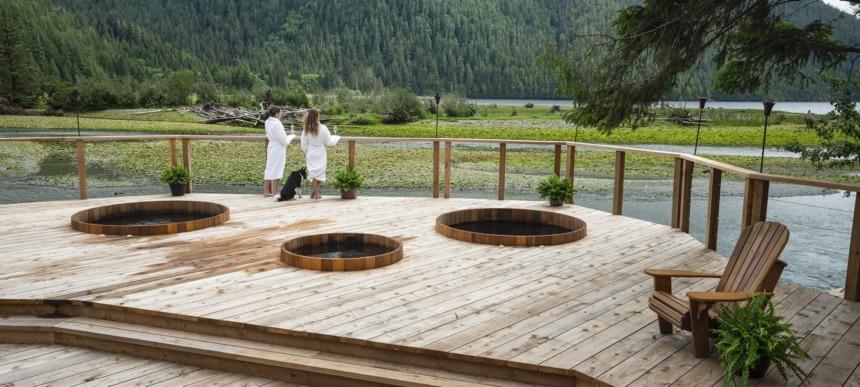 Clayoquot Wilderness Resort-spa