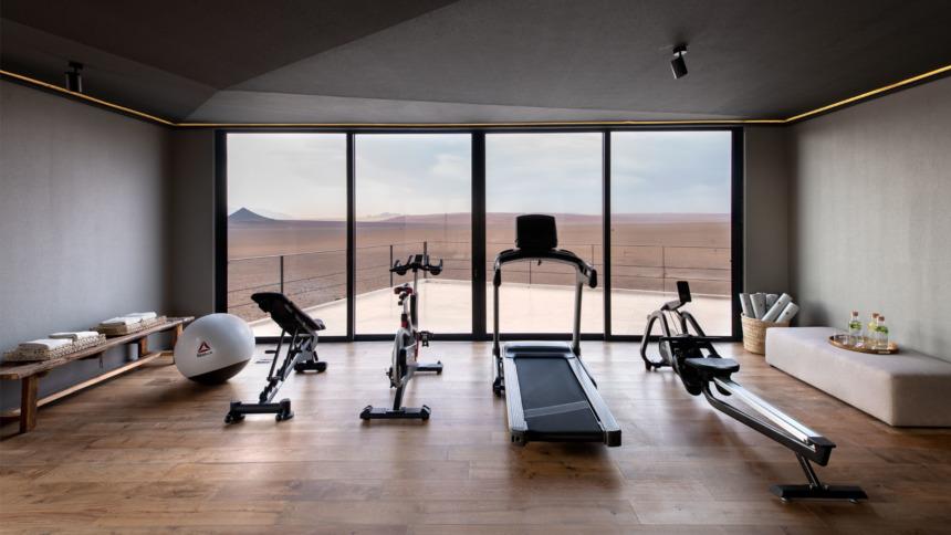 ウェルネスセンター:&ビヨンド ソススフレイデザートロッジ|&Beyond Sossusvlei Desert Lodge