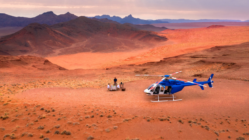 &ビヨンド ソススフレイデザートロッジ|&Beyond Sossusvlei Desert Lodge