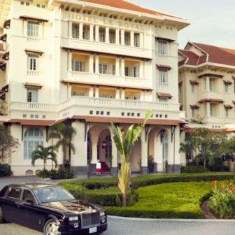 RAFFLES HOTEL LE ROYAL|ラッフルズ ホテル ル ロイヤル