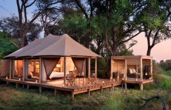Nxabega Okavango Tented Camp,&BEYOND
