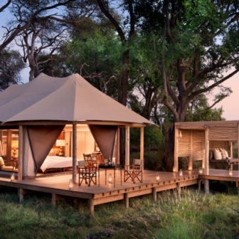 Nxabega Okavango Tented Camp,&BEYOND