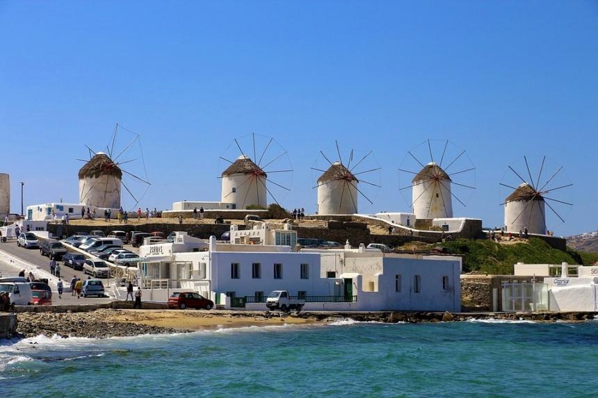 オーダーメイド,旅行,ギリシャのミコノス島へのモーターヨット、ヨットチャーターの事なら名古屋のアツラエ|旅誂屋