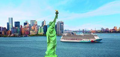 NCLクルーズ ニューヨーク