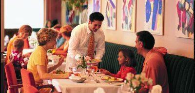 NCLクルーズ 子供も満足美味しいレストラン