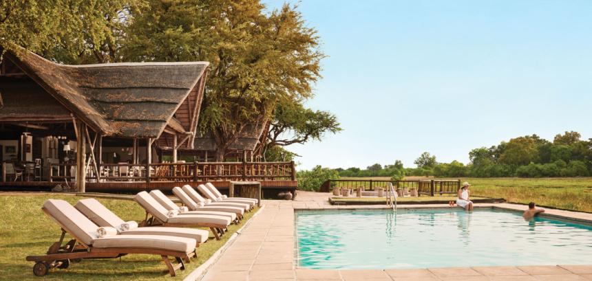 Belmond Khwai River Lodge|ベルモンド クワイリバー・ロッジ