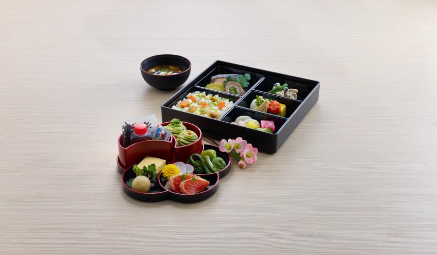 シンガポール航空ビジネスクラス・ファーストクラス・スイートクラスの日本食