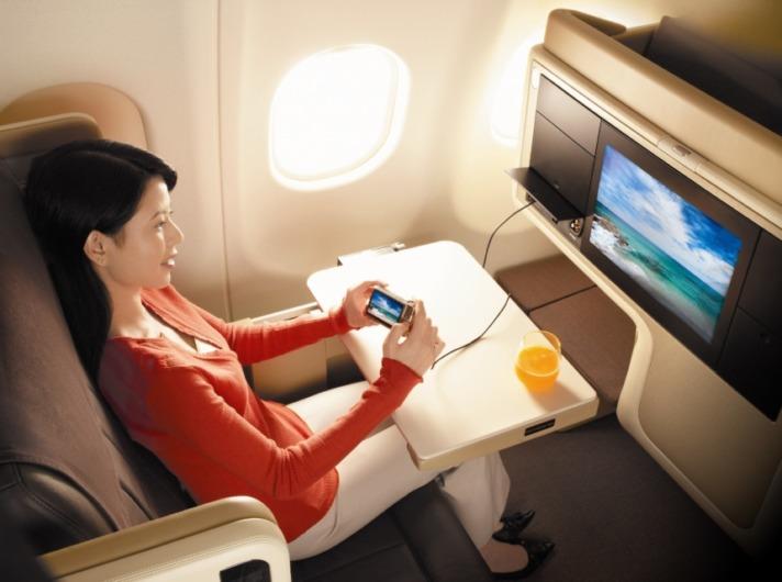 シンガポール航空777–300,777–300ER 今までのファーストクラスシート