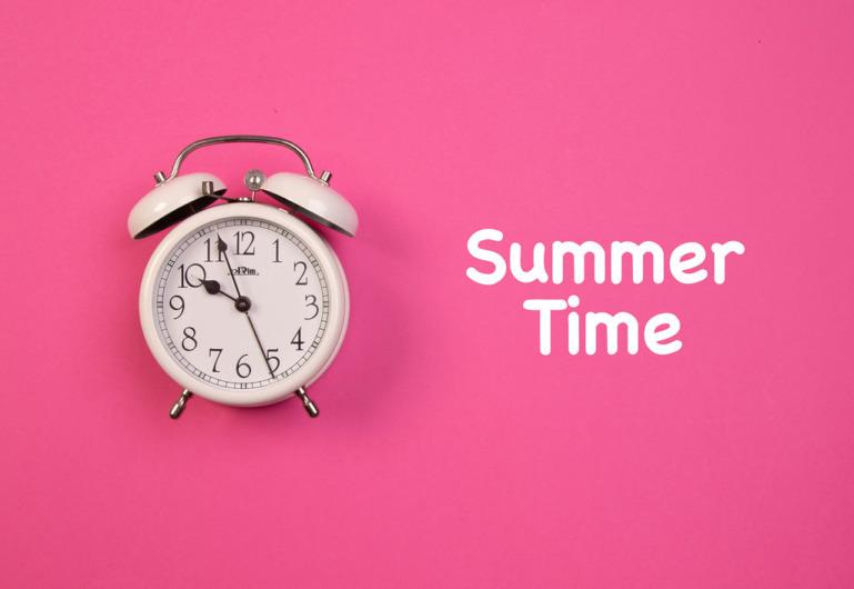 夏時間とサマータイムとデイライトセービングタイムは同じ?