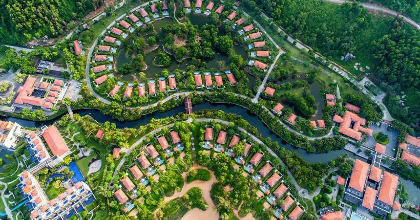 バンヤンツリーランコー:BANYAN TREE LANG CO