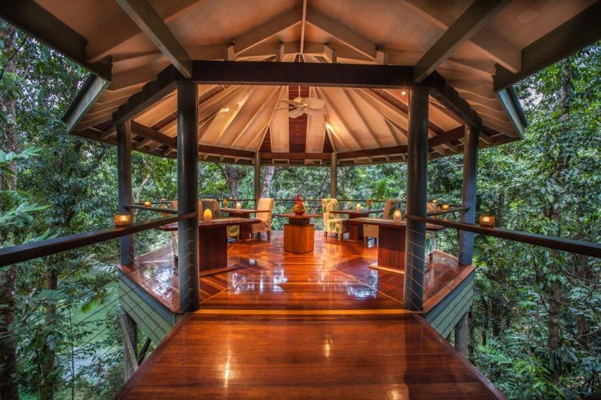 Silky Oaks Lodge:シルキー オークス ロッジ