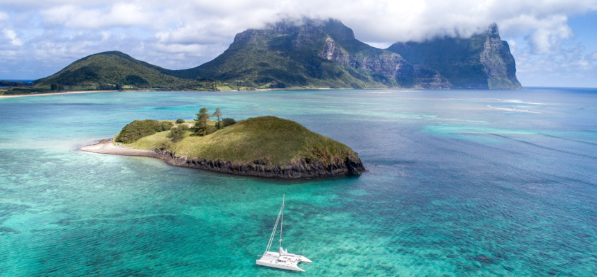 Capella Lodge, Lord Howe Island:カペラロッジ ロードハウ島