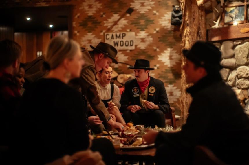 アーバン カーボーイ ロッジ|Urban Cowboy Lodge