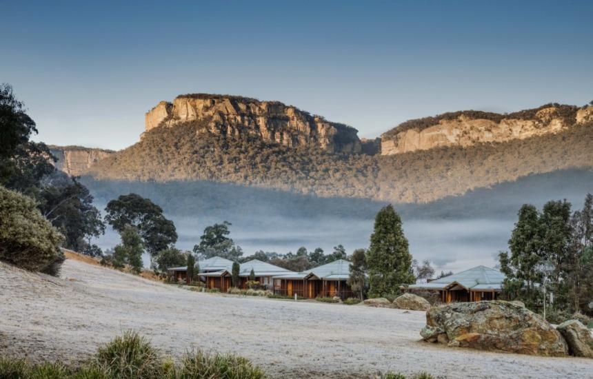 Emirates One & Only Wolgan Valley Australia:エミレーツ・ワン&オンリー・ウォルガンバレー