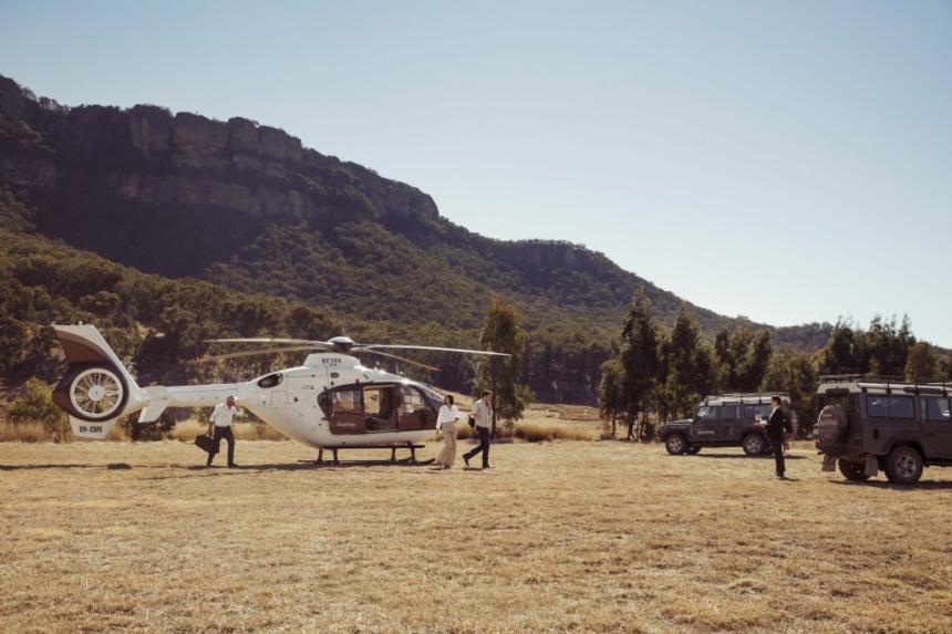 Emirates One & Only Wolgan Valley Australia