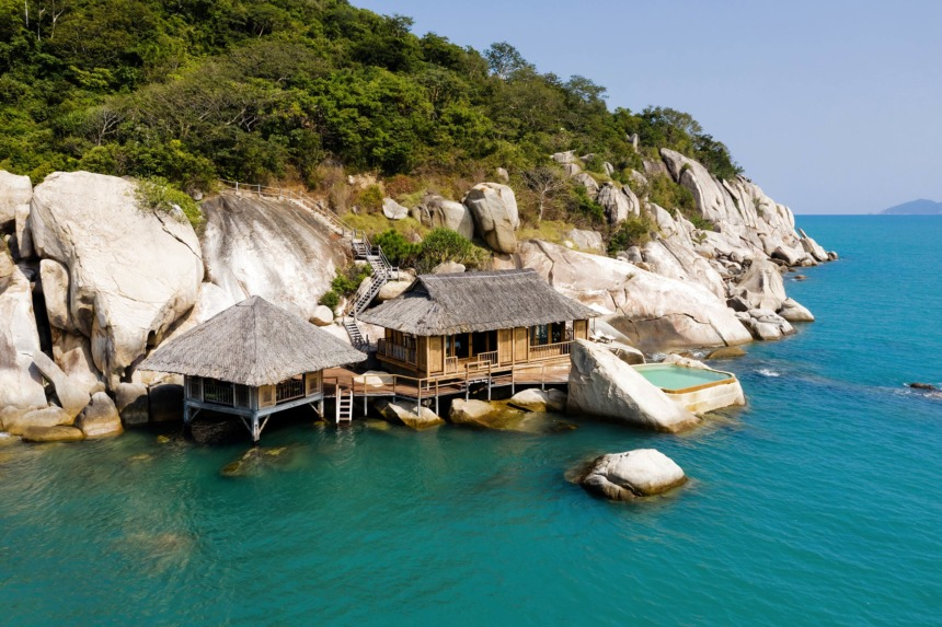 シックスセンシズ ニンヴァンベイ:Six Senses Ninh Van Bay