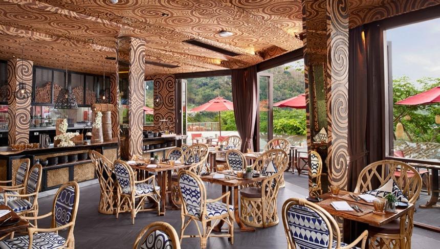 キーマラ(Keemala)レストラン