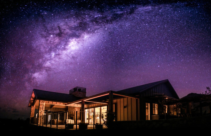 Te Arai Lodge:テ・アライ・ロッジ