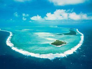 クック諸島とソシエテ諸島 11泊12日