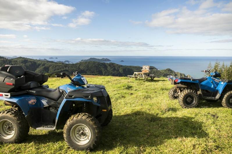 ザ・ロッジ・アット・カウリ・クリフス, The Lodge at Kauri Cliffs