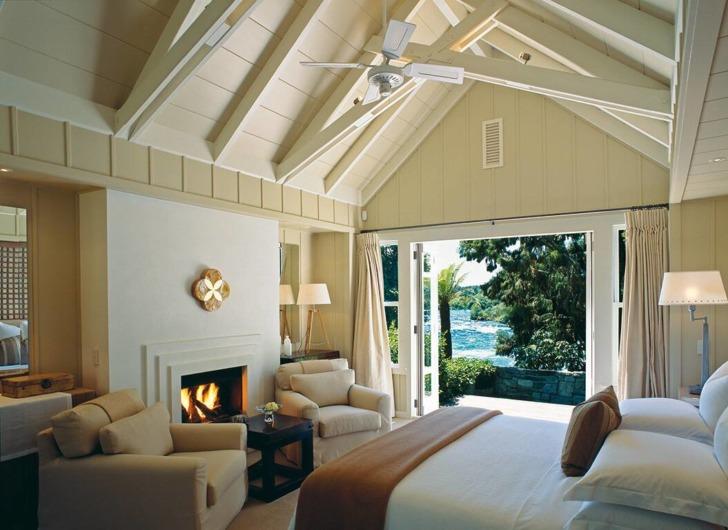 Huka Lodge, Taupo, New Zealand