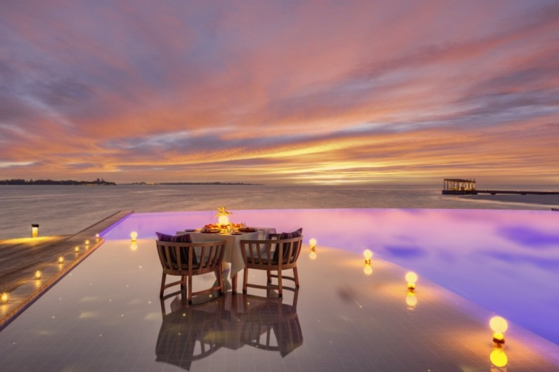 Kudadoo Maldives Private Island:クダドゥーモルディブプライベートアイランドリゾート