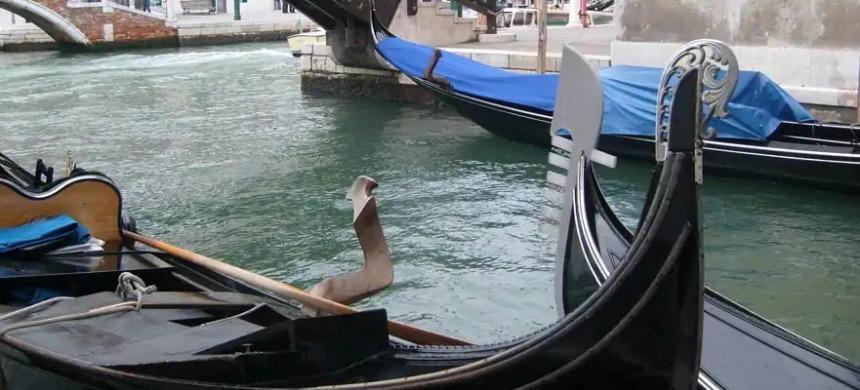 ノルウェージャン ドーン寄港地のベニス