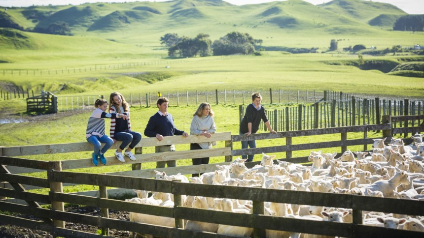 The Farm at Cape Kidnappers:ザ ファーム アット ケープ キッドナッパーズ