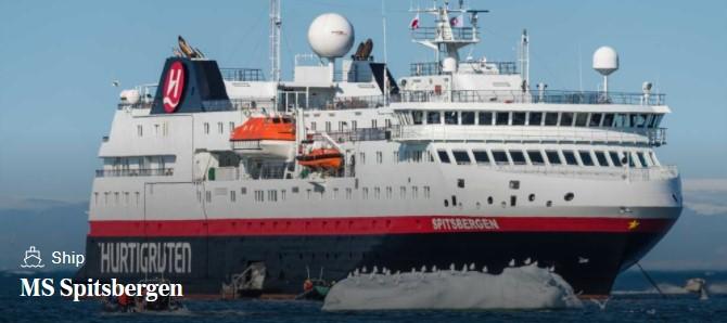 Msスピッツベルゲン|Ms Spitsbergen