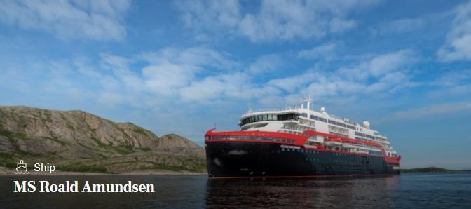 Msロアール・アムンセン|Ms Roald Amundsen