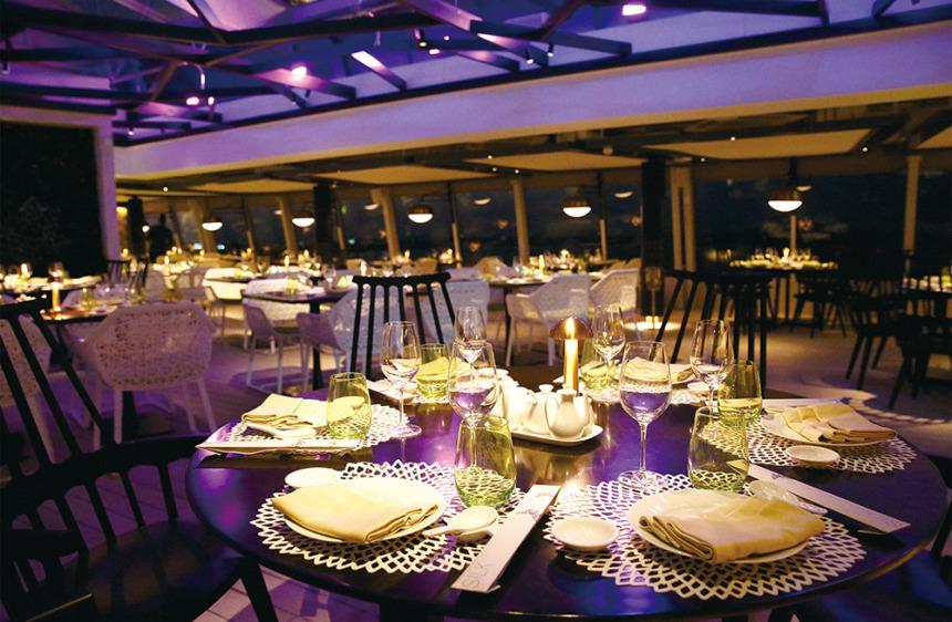 シルクキッチン&バー 新たにオープンしたチャイニーズレストラン。朝昼食は飲茶やスープ、麺類などをご用意