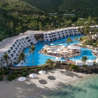 インターコンチネンタル ヘイマン アイランドリゾート:Intercontinental Hayman Island Resort