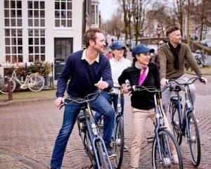 寄港地サイクリング