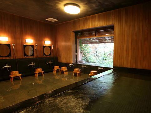 洋々閣,YOYOKAKU,麦飯石のお風呂