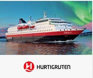 フッティルーテンはバイキングを伝承する極地&オーロラに強い探検クルーズ船