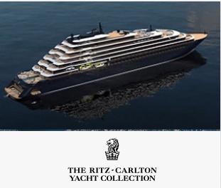 ザ・リッツ・カールトン ヨットコレクションはホテルで培った高いレベルのサービスや贅沢な時間、空間を提供するラグジュアリー船