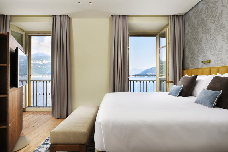 Suite With Lake Views|レイクビュースイート 寝室