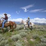 Amangani, USA - Activities, Horseback Riding